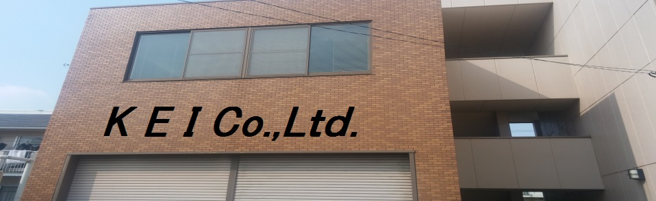 KEI Co.,Ltd. HOMEPAGE